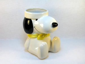 Snoopy Chef Planter / Cookie Jar Base