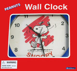 Snoopy Wall Clock - Happy Snoopy
