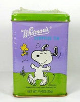 Peanuts Surprise Tin Canister - Dancing Snoopy