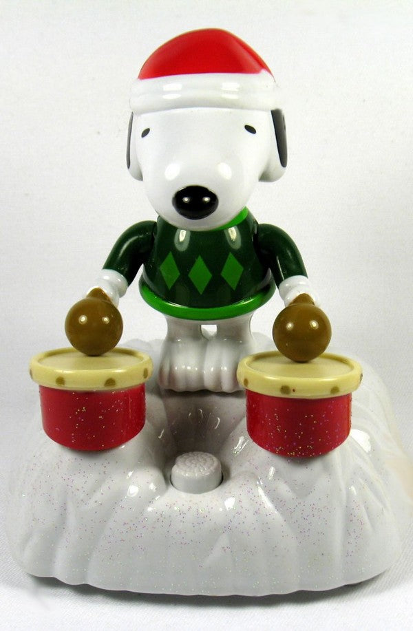 Snoopy Musical Drummer