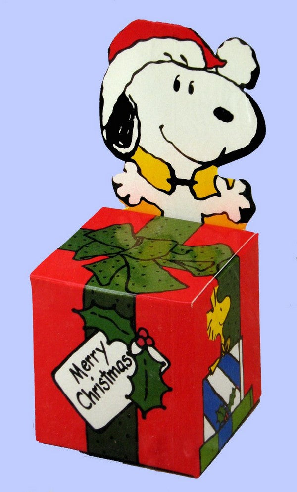 Snoopy Christmas Gift Box