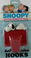 Large Snoopy Self-Adhesive Wall Hook
