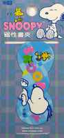 Snoopy Jumping Magnetic Book Mark