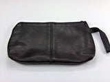 Snoopy Genuine Lambskin Leather Clutch Purse