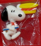 Snoopy Wearing Top Hat Magnet