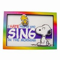 Snoopy 2-D Magnet