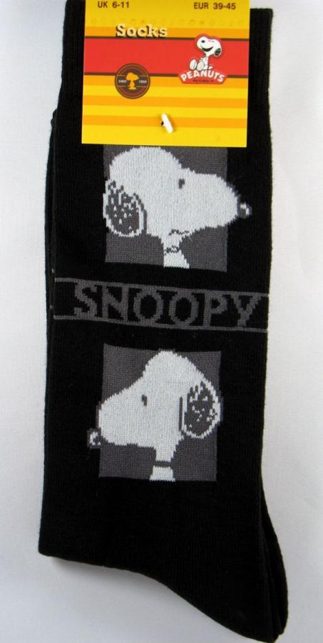 Men's Dress Socks - Snoopy
