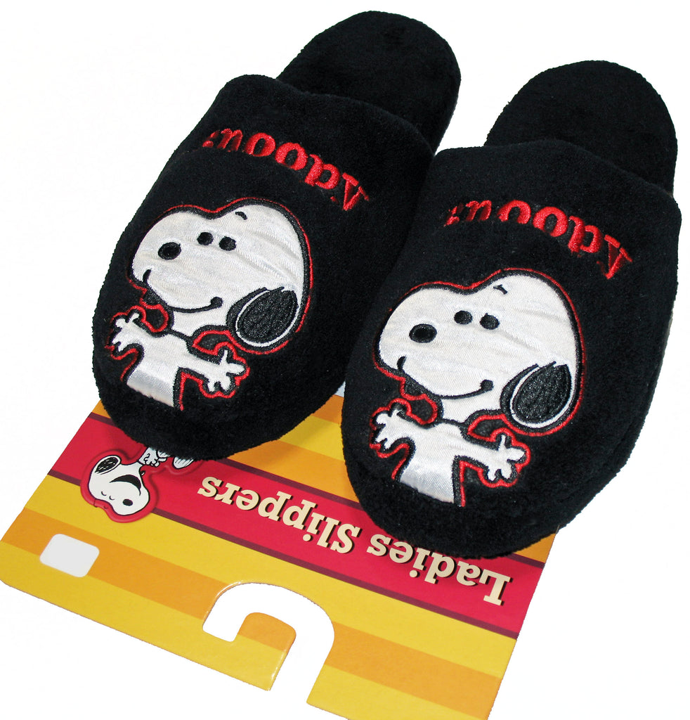 Snoopy Plush Slippers