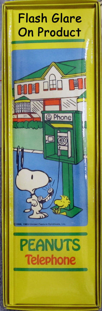 Snoopy Vintage Telephone Index / Address Book - RARE! (New But Near Mint)