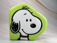 Baby Snoopy Plush and Padded Cloth Baby Book