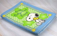 Snoopy Soft Cloth Baby Book