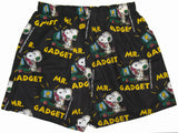 Snoopy Mr. Gadget Boxers