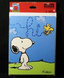 Snoopy and Woodstock General Everyday Note Cards