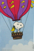 Snoopy and Woodstock Blank Note Cards