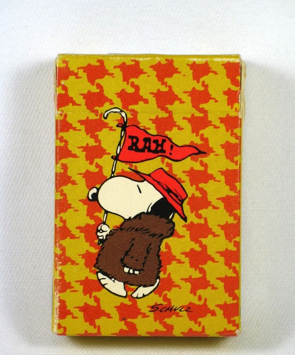 Snoopy Playing Cards