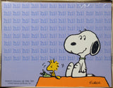 Snoopy and Woodstock Blank Note Cards - Hi! (*Open Partial Package)