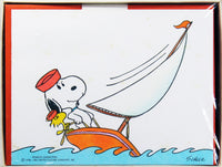 Snoopy Sailor Blank Note Cards