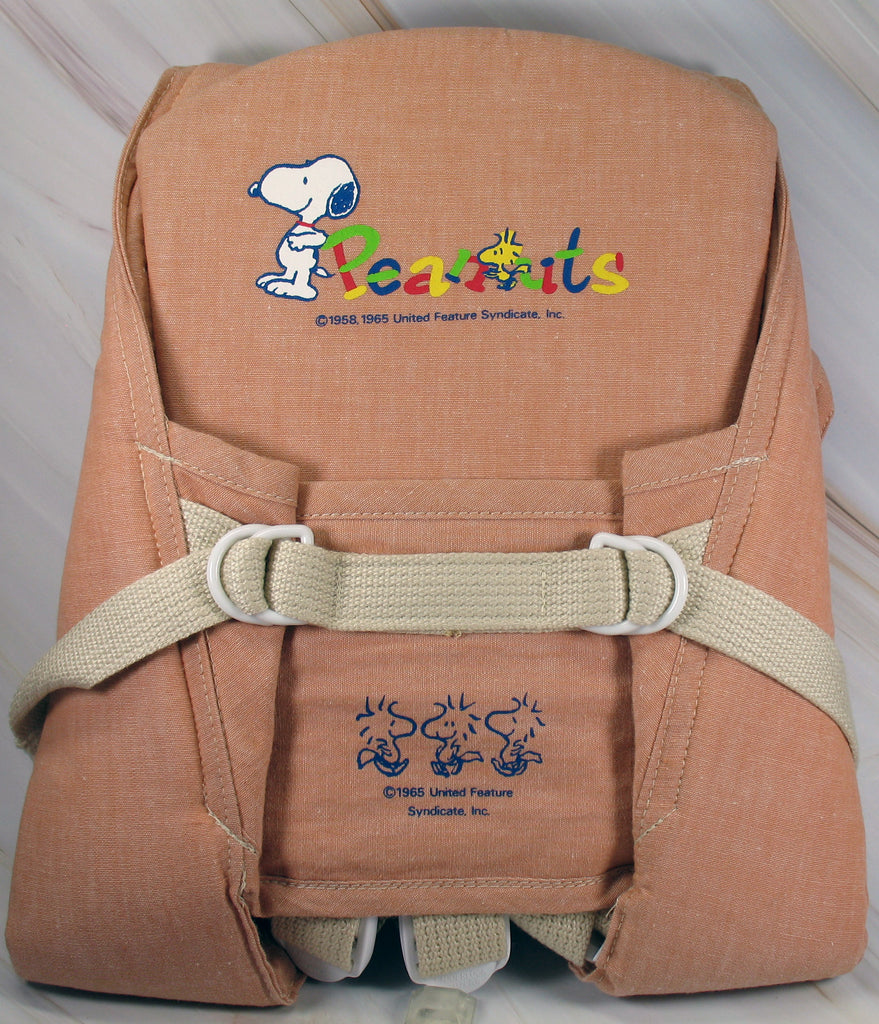 Snoopy Baby Frontal Carrier - RARE!