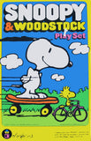 Snoopy and Woodstock Colorforms Set