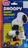 Snoopy Happy Die-Cast Car - Top Hat