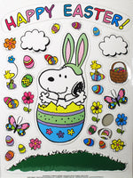 Snoopy Easter Magnet Set - 32 Magnets!