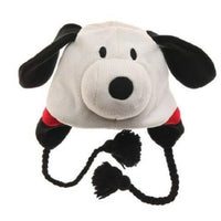 Snoopy Head-Shaped Thermal Hat