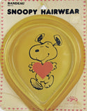 Snoopy Hearts Vintage Headband