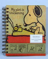 60th Anniversary Peanuts Hardback Spiral-Bound Journal