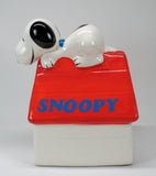 "Snoopy Doghouse Musical Figurine - ""There's No Place Like Home"""
