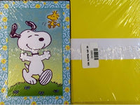 Snoopy and Woodstock Note Cards