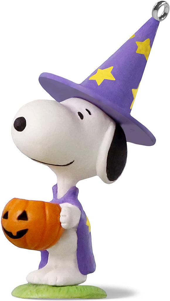 2018 Peanuts Keepsake Christmas Ornament - Trick Or Treat