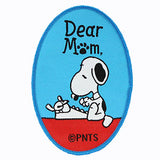 Literary Ace Patch - Dear Mom