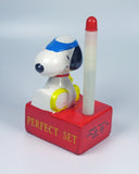 Snoopy Tennis Ceramic Pen/Pencil Holder