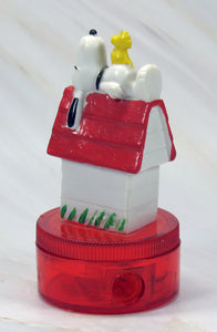 Knott's Snoopy On Doghouse PVC Pencil Sharpener