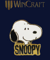 Snoopy Name Pin