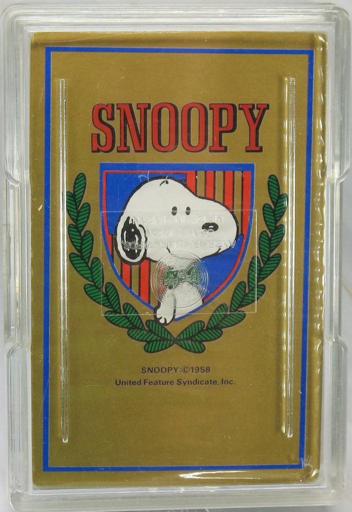 Snoopy Imported Playing Cards