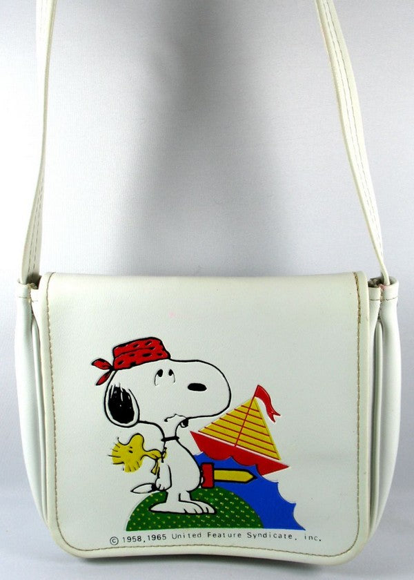 Snoopy Pirate Purse