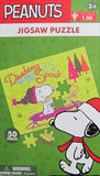 Snoopy Holiday Jigsaw Puzzle