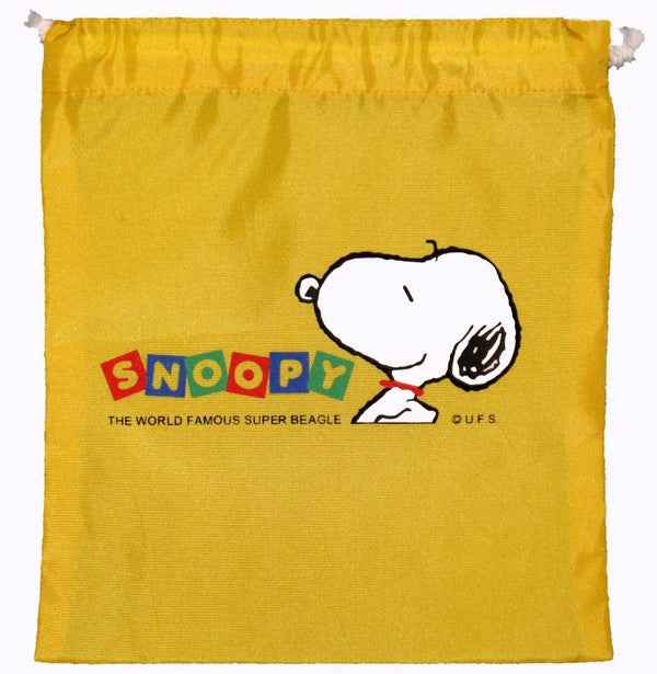 Snoopy Small Cinch Sack