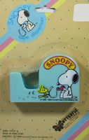 Snoopy Tape Dispenser With Decorative Tape