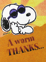 Joe Cool Thank You Cards