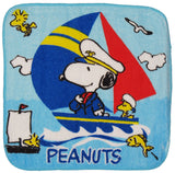 Wash Cloth - Snoopy Sailor