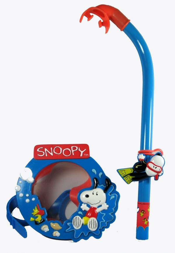 Snoopy Mask and Snorkel Set