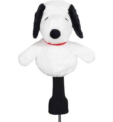 Snoopy Plush Golf Club Cover
