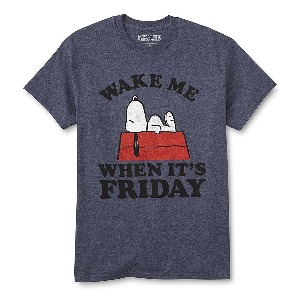 Snoopy T-Shirt - Wake Me