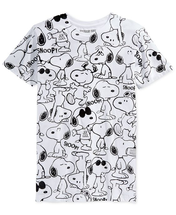 Snoopy All-Over Shirt
