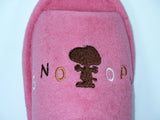 Snoopy Slippers With Memory Foam