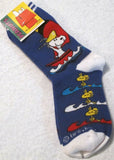 Snoopy Sailor Crew Length Socks