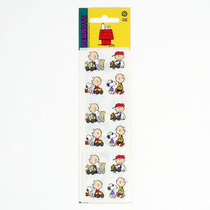Charlie Brown and Snoopy Stickers