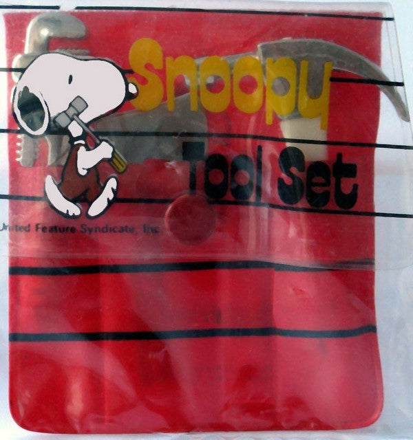 Snoopy Mini Tool Set